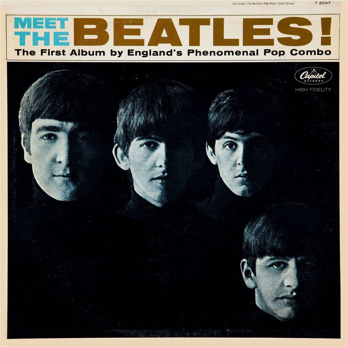 Beatles MIDI/MP3 Music Homepage - Meet The Beatles